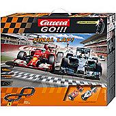 Carrera Go Final Lap! Mercedes Ferrari F1 3.6M 62365 Box Set
