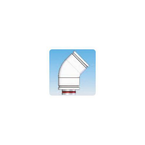 Trianco 45 Degree Flue Elbow Kit