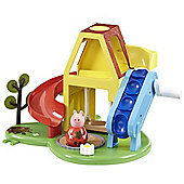 Peppa Pig Weebles Wind Wobble Playhouse