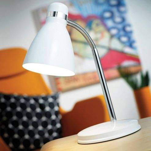 Nordlux Cyclone Table Lamp - White