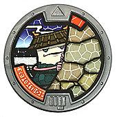 Yo-kai Watch Medal - Tough - Walldin (Shirokabe) [062]