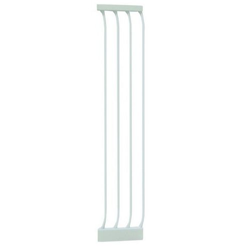 27cm Gate Extension White F194W - Dreambaby