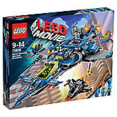 LEGO Movie Benny's Spaceship 70816