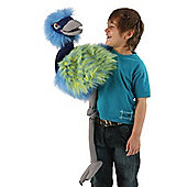 The Puppet Company Giant Bird Blue Emu Puppet