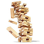 Hasbro Jenga Wooden Tower-Building Game