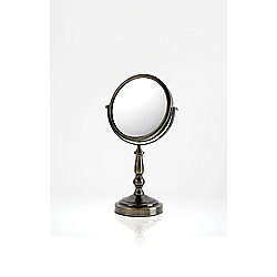 Danielle Creations 19cm Brushed Bronze Mirror