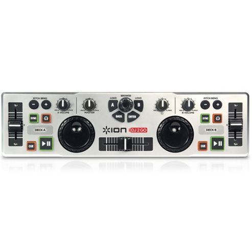 ION Audio DJ equipment