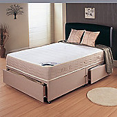 Repose Memory Pocket 800 Platform Divan Bed - Small Double/Double / 4 Drawer