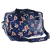 Tesco Baby Changing Bag, Blue Floral