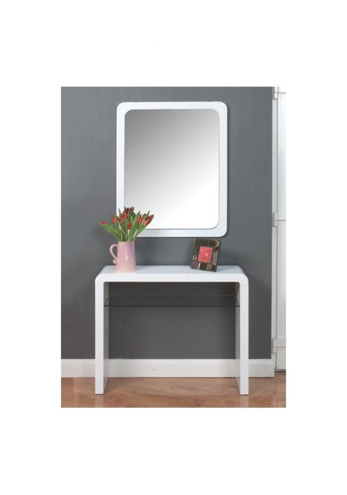 Elements Missouri Console Table with Mirror (2 Pieces)