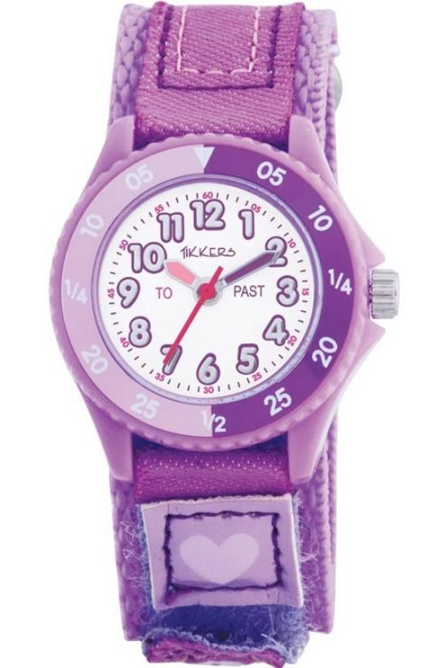 Tikkers Childrens Rubber Strap Watch TK0007