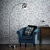 Endon Lighting Arc Floor Lamp