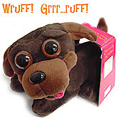 Chocolate Chops Interactive Dog Toy