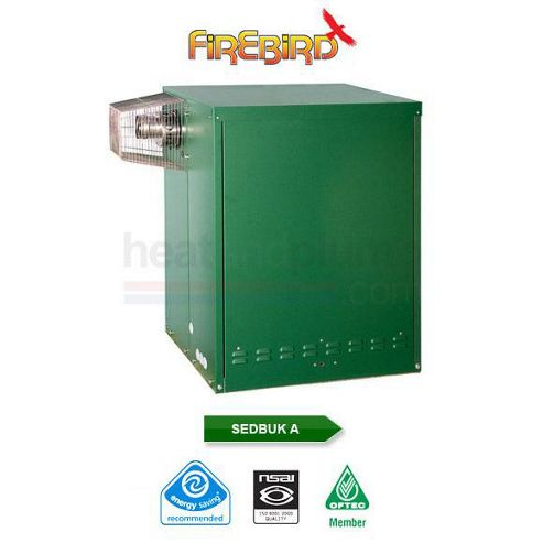 Firebird Enviromax Condensing Outdoor Combi Oil Boiler 26kW