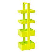 Wireworks 4 Piece Caddy Tray - Lime