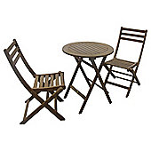 Windsor Wooden Garden Bistro Set