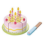 ELC Wooden Birthday Cake