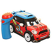 Go MINI Bash-n-Spin Remote Control Bulldog Toy