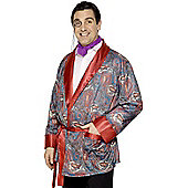 Adult Smoking Jacket