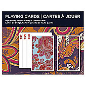 Piatnik Stripes Double Pack Playing Cards