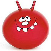 "Toyrific Toys - 24"" Jump 'N' Bounce Red Space Hopper"