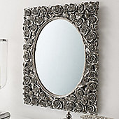 Gallery Roses Wall Mirror (Set of 2)