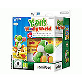 Yoshis Woolly World Inc Green Yarn Yoshi Amiibo Character (GAME + CHARACTER) - NintendoWiiU