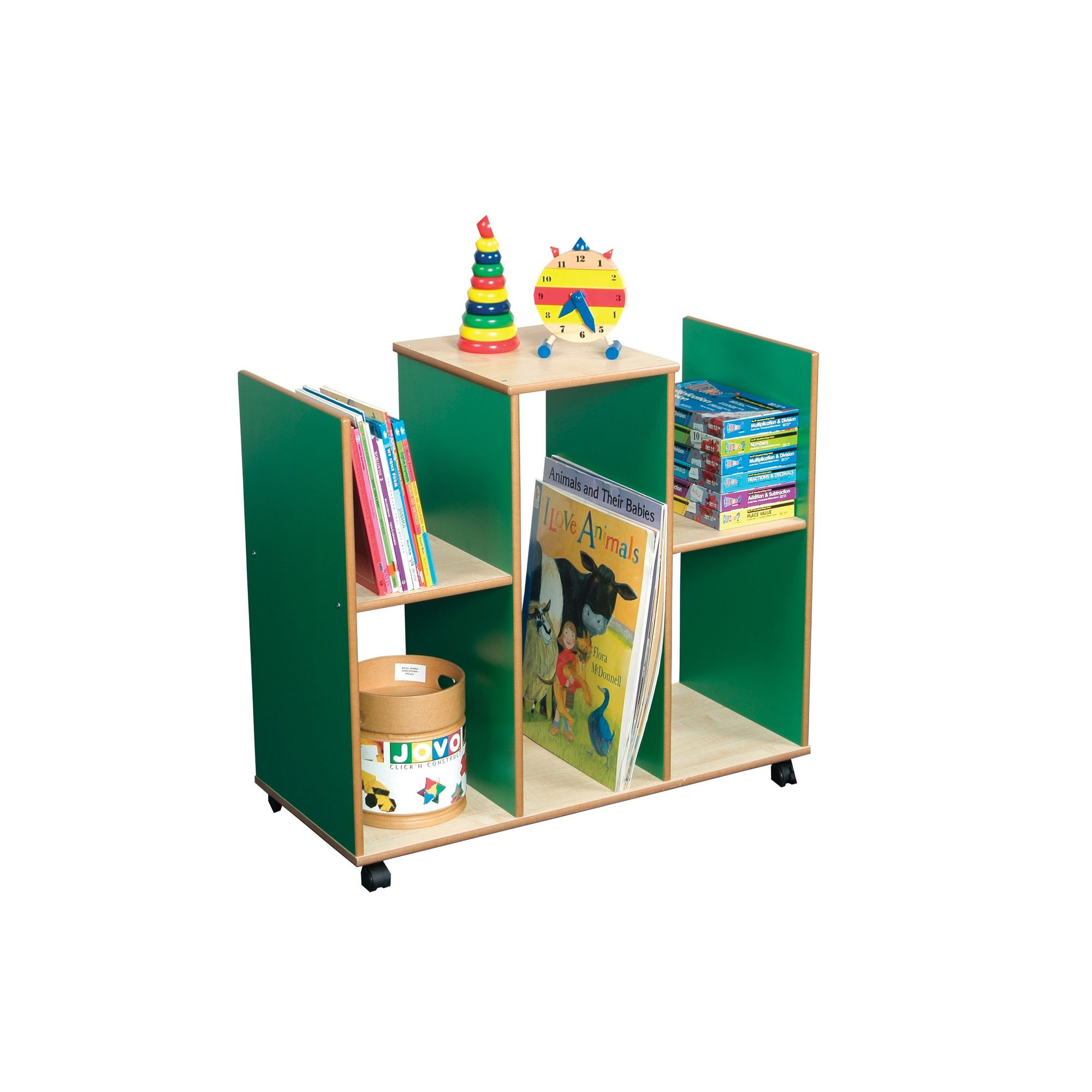 Liberty House Toys Themed Furniture Bookworm Shelf Unit at Tesco Direct