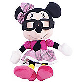"10"" I Love Minnie Geek Chic Style"