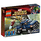 LEGO Superheroes The Avengers Loki's Cosmic Cube 6867