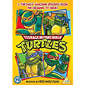 Teenage Mutant Ninja Turtles (DVD)