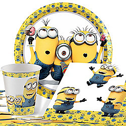 Minions Value Party Pack for 8