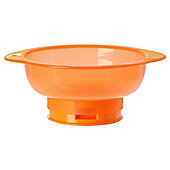 VITAL BBY ORANGEUNBELIEVABOWL SUCTION BOWL SET