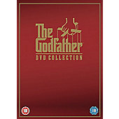 The Godfather - DVD Collection (DVD Boxset)