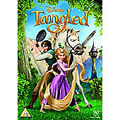 Tangled - Disney DVD