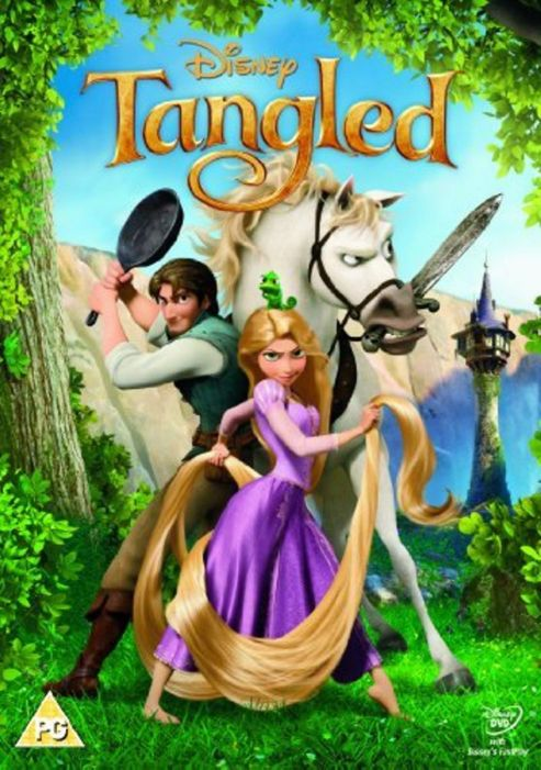 Disney: Tangled (DVD)
