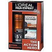 L'Oreal Paris Men Expert: The Action Hero Gift Set
