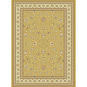 Mastercraft Rugs Noble Art Gold Rug - 135cm x 200cm