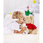 B Baby's Toy Christmas Bear