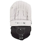 Jane Moom Car Seat Footmuff (Black)