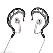 Scosche clipITS Sport Ear Clips for any wired headphones (Black)