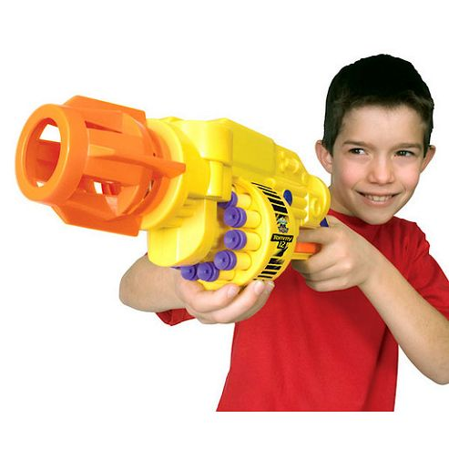 Motorised Air Blasters Tommy 12 Dart Blaster