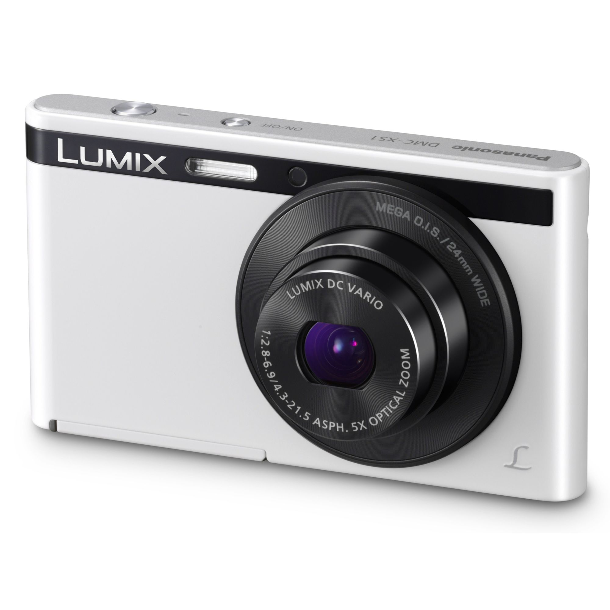 Panasonic Lumix XS1 Digital Camera (White)
