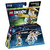 LEGO DIMENSIONS NINJAGO SENSEI WU FUN PACK