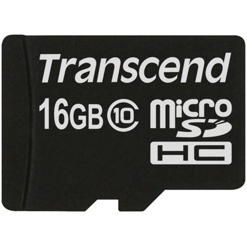 Transcend Information 16Gb Kingston Micro SD Card