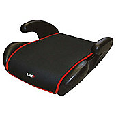 Kiddu Go-Go Booster Seat (Black/Red)