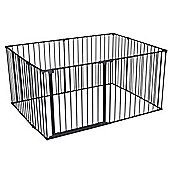 Safetots Play Pen Black 105 x 144 cm