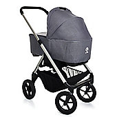 Easywalker Mosey 2 in 1 Pram - Berlin Grey