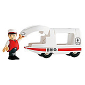 Brio Travel Engine & Driver, wooden toy