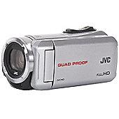 JVC GZ-R10 Camcorder Silver